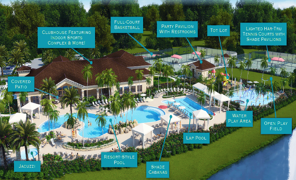 Riverstone Clubhouse Complex