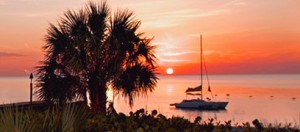 Wiggins Bay Sunset