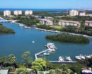 wiggins bay and naples cove towers