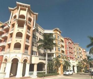 Bayfront condos in Olde Naples
