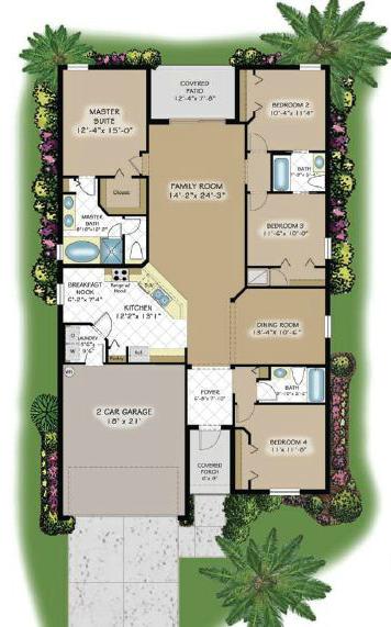 Alexandria-Floor-Plan