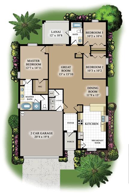 Capri-Floor-Plans