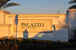 Palazzo at Naples