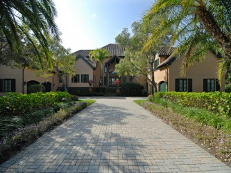Custom Homes in Pelican Landing Florida