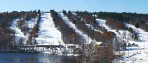 Pocono skiing, snowboarding & snow tubing