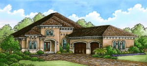 Quail West Naples Homes - Joliette