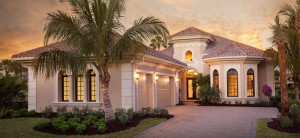 Quail West Naples Homes - Palmhurst Villa