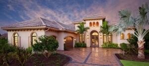 Quail West Naples Homes - Regency Manor