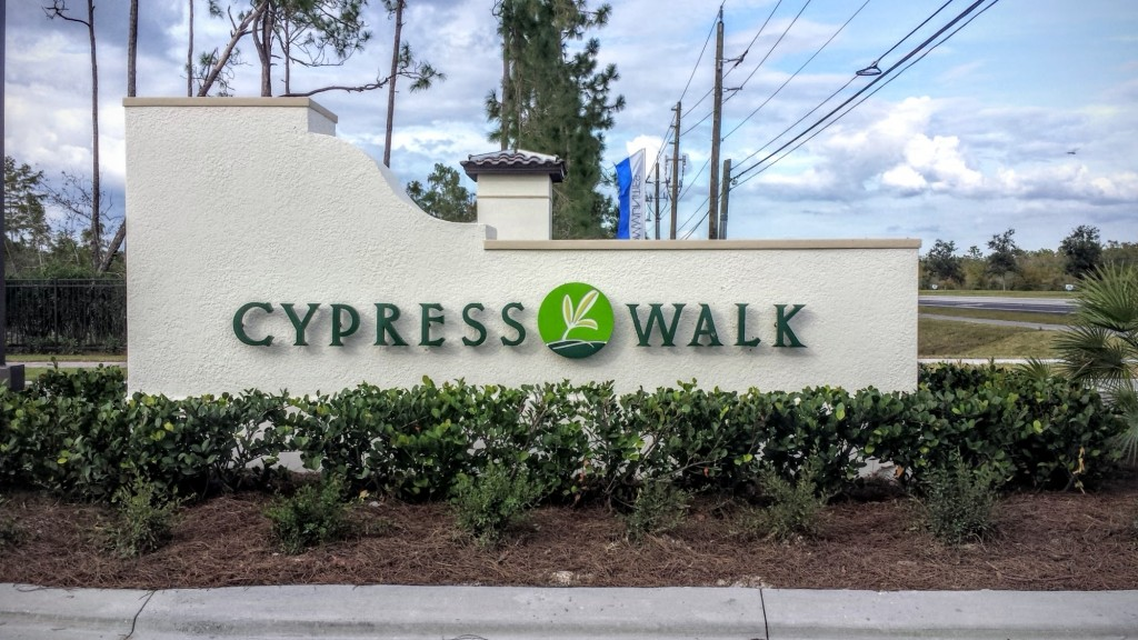 Cypress Walk
