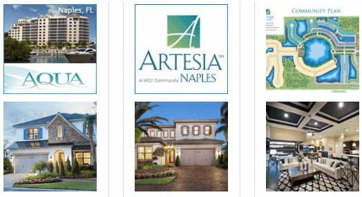 ~Select New Home Developments Naples