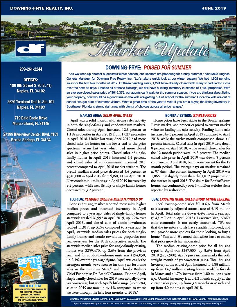 Newsletter DF SWFL 2019JUN