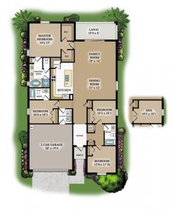 Trevi Floor Plan
