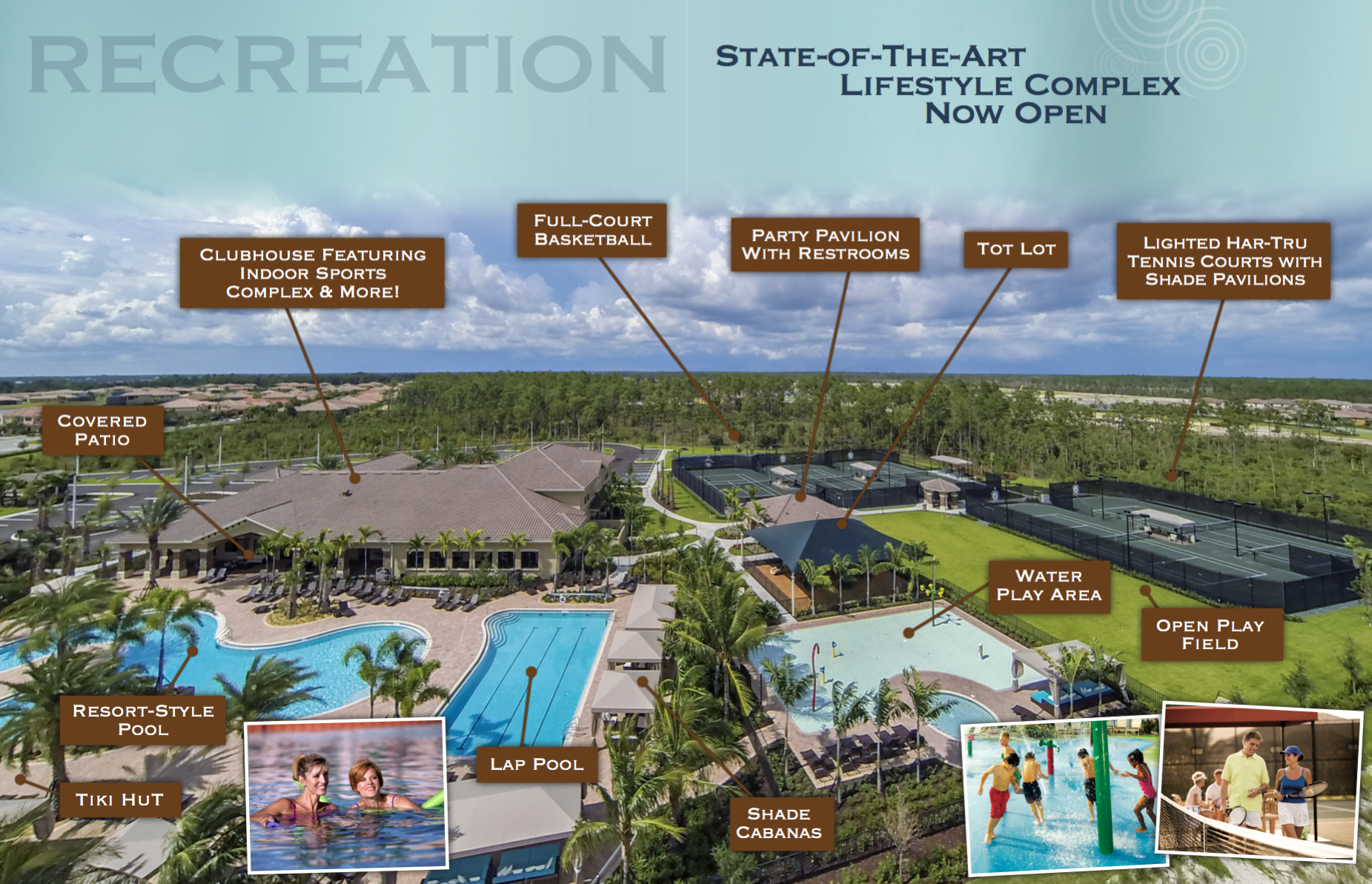 Riverstone Amenities Naples Florida Homes For Sale Real Estate Domain Realty Group