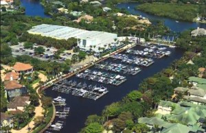 Residents of Seaglass in Bonita Bay have access to a full service marina