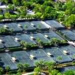 Tennis is sufficiently served to residents of Seaglass in Bonita Bay