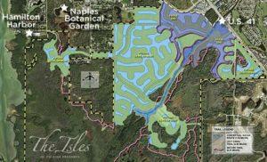 Isles map