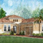 Shadow Wood Preserve At The Brooks Floor Plans