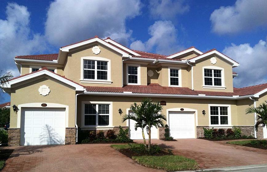 Sorrento Bonita Springs Home designs