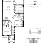 Spring Run At The Brooks Floor Plans