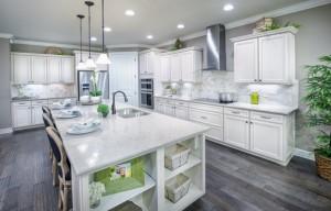kitchen design at tidewater