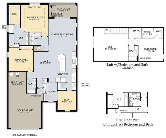 Tidewater Community Homes Martin Ray Floor Plan