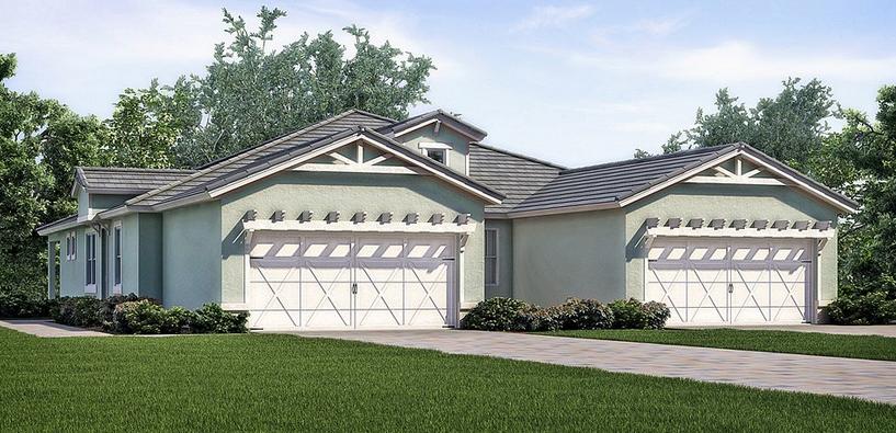 Tidewater Estero Home Designs (Serenity)