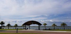 Lake Babock behind Downtown Courtyard