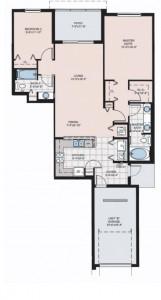 Villagio Estero Home Sales venice floor plan
