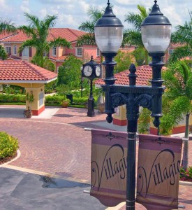 Villagio community in Estero