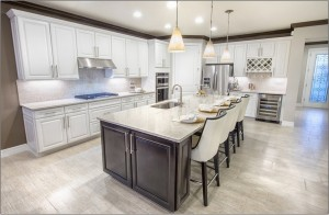 kitchen at winding cypress