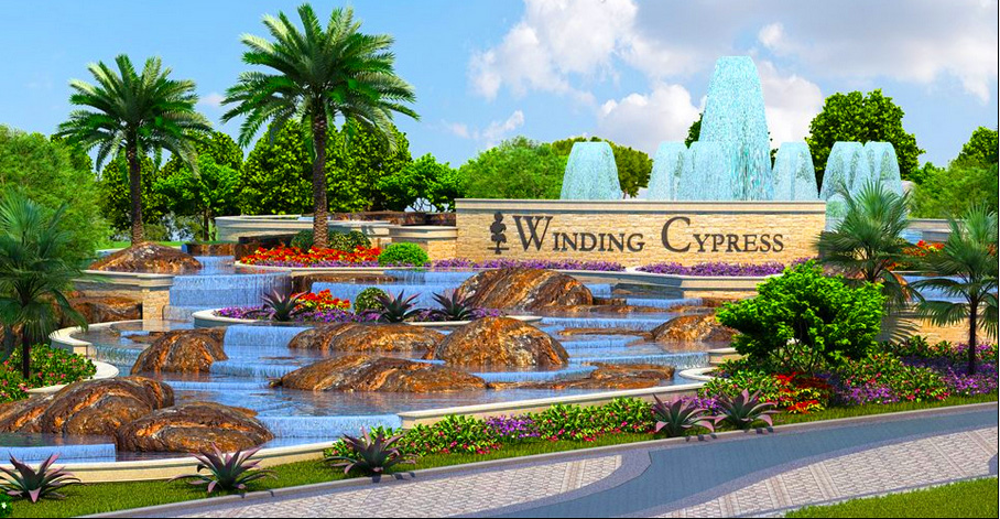 Winding Cypress Naples