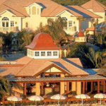 54.000 square foot resort clubhouse and swimming pools at Fiddlers Creek