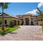 New cinstruction at Runaway Bay, a community within Fiddlers Creek in Naples, FL