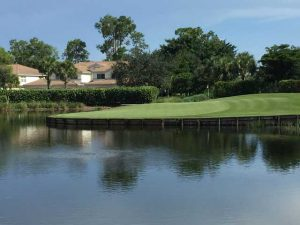 Another spectacular view on teh Arthur Hills designed Forest Glen Golf Course, located in South Naples just off of route 951.